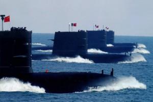 Flota-de-submarinos-chinos