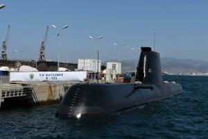 HS Katsonis (S-123)