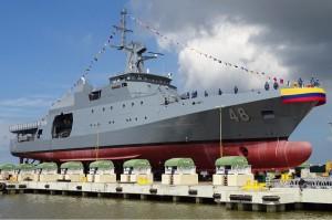 ARC Santander Armada Colombia