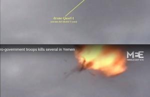 yemen ataque drone enero 2019
